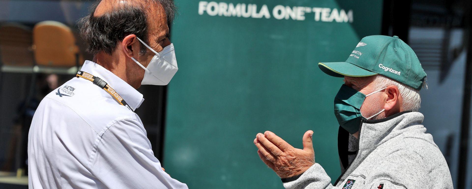 F1, GP Austria 2021: Norbert Vettel con Emanuele Pirro