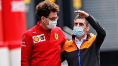 F1, GP Austria 2021: spavento Alfa