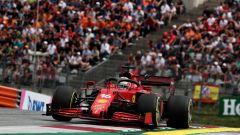 F1 GP Austria 2021, Spielberg: Charles Leclerc (Scuderia Ferrari)