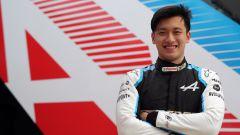 F1, Zhou e Nissany al volante nelle PL1 GP Austria 2021