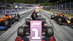 GP Austria 2021: analisi qualifiche su Instagram