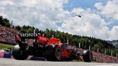 F1 GP Austria 2021, Qualifiche: terza pole di fila per Verstappen