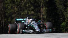 """F1 GP Austria, Hamilton: """"La Ferrari sembra molto veloce"""" - Immagine: 1"""