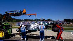 """F1 GP Austria, Hamilton: """"La Ferrari sembra molto veloce"""" - Immagine: 6"""