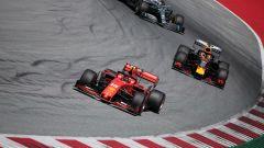 Austria: Vince Verstappen, sub-judice poi la conferma