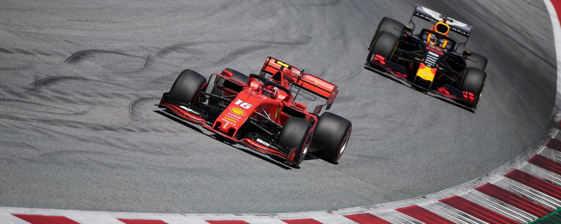 GP Austria: Verstappen vittoria sub-judice, poi la conferma! Deluso Leclerc