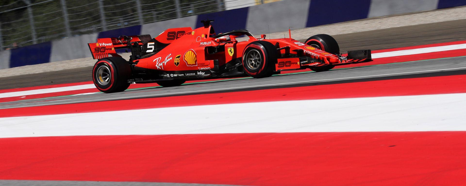 GP Austria 2019 – Qualifiche: Ferrari, pole record con Leclerc!