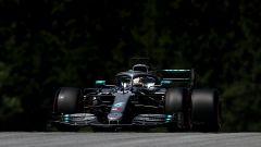 F1 GP Austria 2019 – PL1: Hamilton detta il passo, ma Vettel è lì
