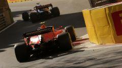 F1 GP Azerbaijan 2018, Charles Leclerc al passaggio da curva-8