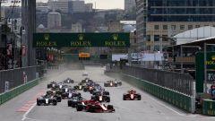 F1 GP Azerbaijan 2019, Baku: gli orari tv di Sky e TV8