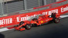 F1 GP Azerbaijan 2019, Charles Leclerc ha concluso al quinto posto