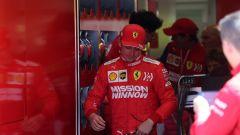 """Ferrari, Leclerc out in Q2 a Baku: """"Sono uno stupido"""" - Immagine: 1"""