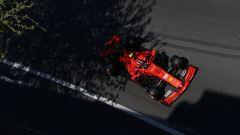 """Ferrari, Leclerc out in Q2 a Baku: """"Sono uno stupido"""" - Immagine: 4"""