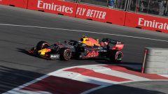 F1 GP Azerbaijan 2019, Max Verstappen ha chiuso la Q3 con il quarto tempo
