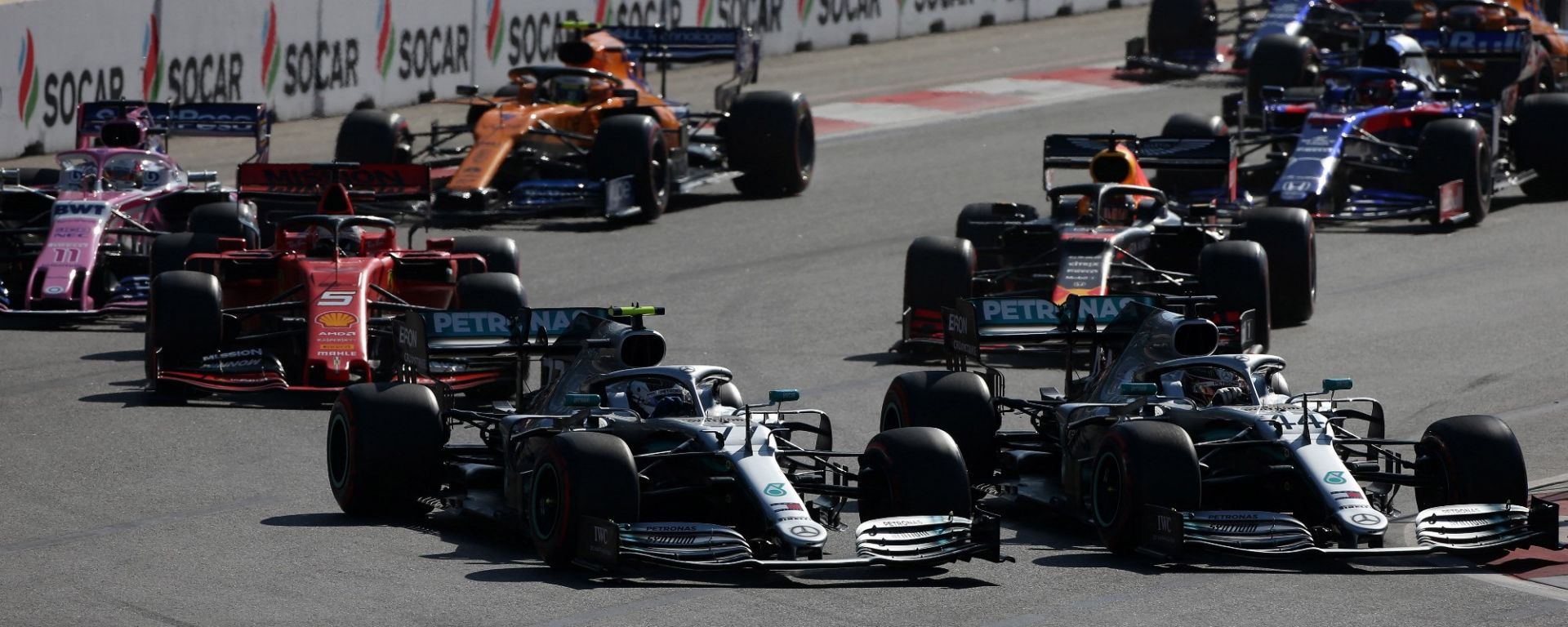 F1 GP Azerbaijan 2019, le pagelle di Baku