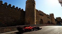F1 GP Azerbaijan 2021: analisi qualifiche su Instagram