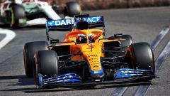F1 GP Azerbaijan 2021, Baku: Daniel Ricciardo (McLaren)