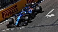 F1 GP Azerbaijan 2021, Baku: Fernando Alonso (Alpine F1 Team)