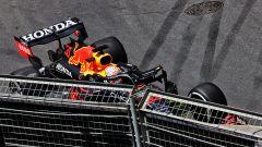 F1 GP Azerbaijan 2021, PL3: Gasly a sorpresa, Verstappen a muro
