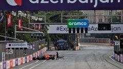 L'ipotesi Pirelli sul Ko della gomma di Max Verstappen