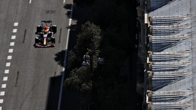 F1 GP Azerbaijan 2021, Baku: Max Verstappen (Red Bull Racing)