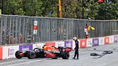F1 GP Azerbaijan 2021, Baku: Max Verstappen (Red Bull)