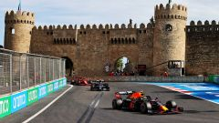 GP Azerbaijan 2021: analisi gara su Instagram - Video