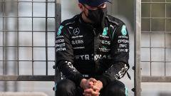 Bottas non si spiega il disastro del GP Azerbaijan 2021