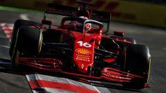 F1, GP Azerbaijan 2021: Charles Leclerc (Ferrari)