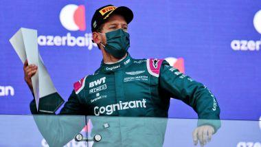 F1, GP Azerbaijan 2021: il Sebbb lancia la coppa