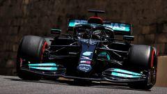 Mercedes lenta: Wolff nervoso, Hamilton senza risposte