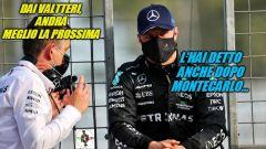 F1, GP Azerbaijan 2021: l'inconsolabile Waltterio
