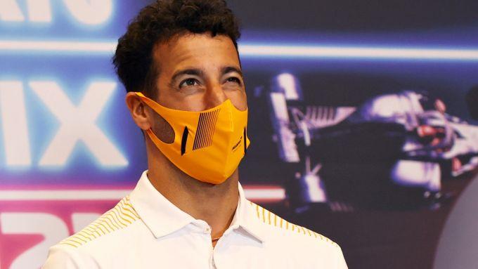 F1, GP Azerbaijan 2021: l'inizio del dramma per il Sofficino Australiano