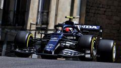 F1, GP Azerbaijan 2021: Pierre Gasly (AlphaTauri)