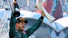 """Brawn si complimenta con Vettel: """"Ora è più a suo agio"""""""