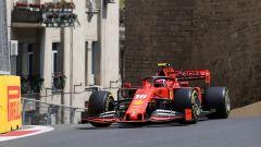 F1 Gp Azerbaijan 2019 – PL2: La Ferrari vola, Hamilton a 7 decimi