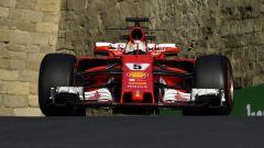 F1 GP Azerbaijan, Sebastian Vettel