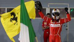 Vettel e Ferrari: la storia in numeri