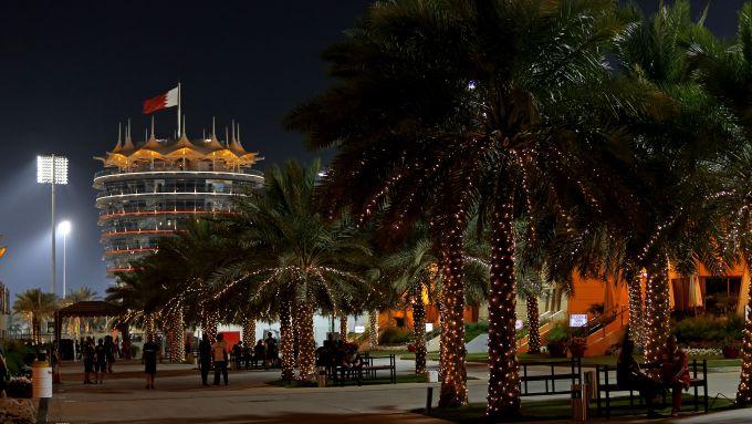 F1 GP Bahrain 2019, Sakhir: atmosfera dal circuito