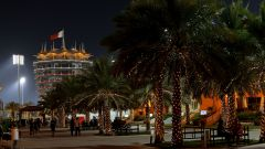 F1 GP Bahrain 2019, Sakhir: Atmosfera del circuito