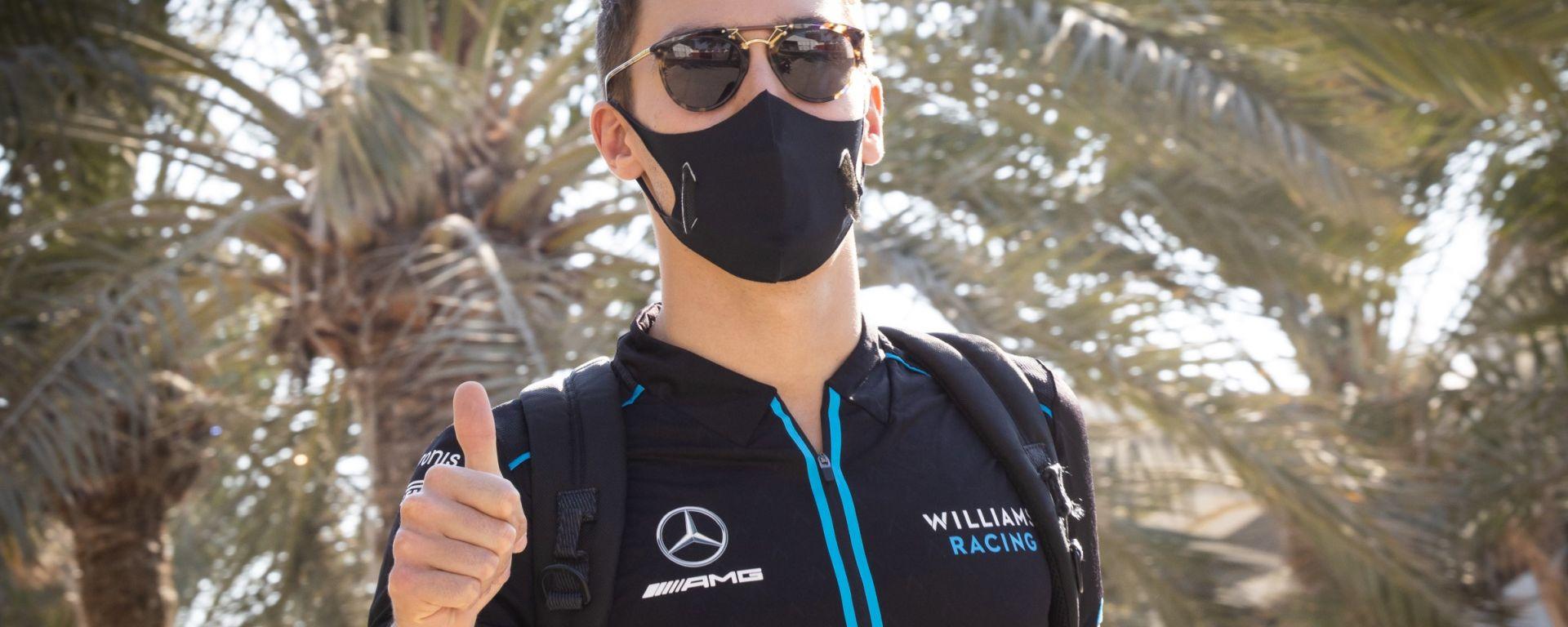 F1, GP Bahrain 2020: George Russell (Williams)