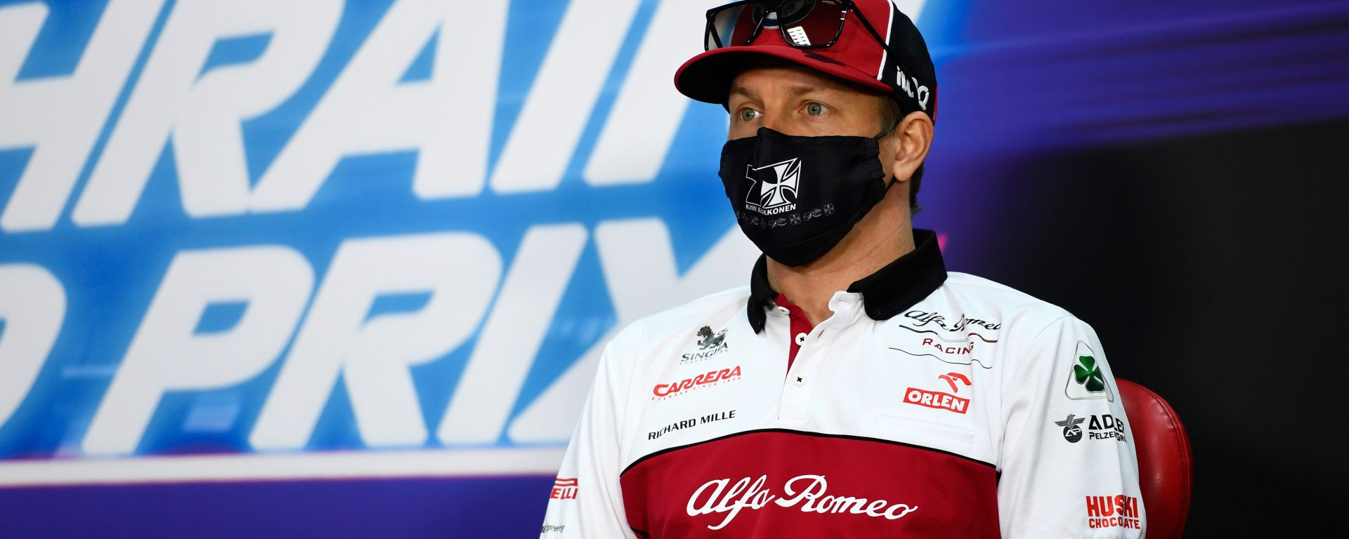 F1, GP Bahrain 2020: Kimi Raikkonen (Alfa Romeo)
