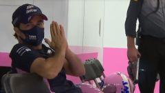 F1, GP Bahrain 2020: Perez che chiede scusa