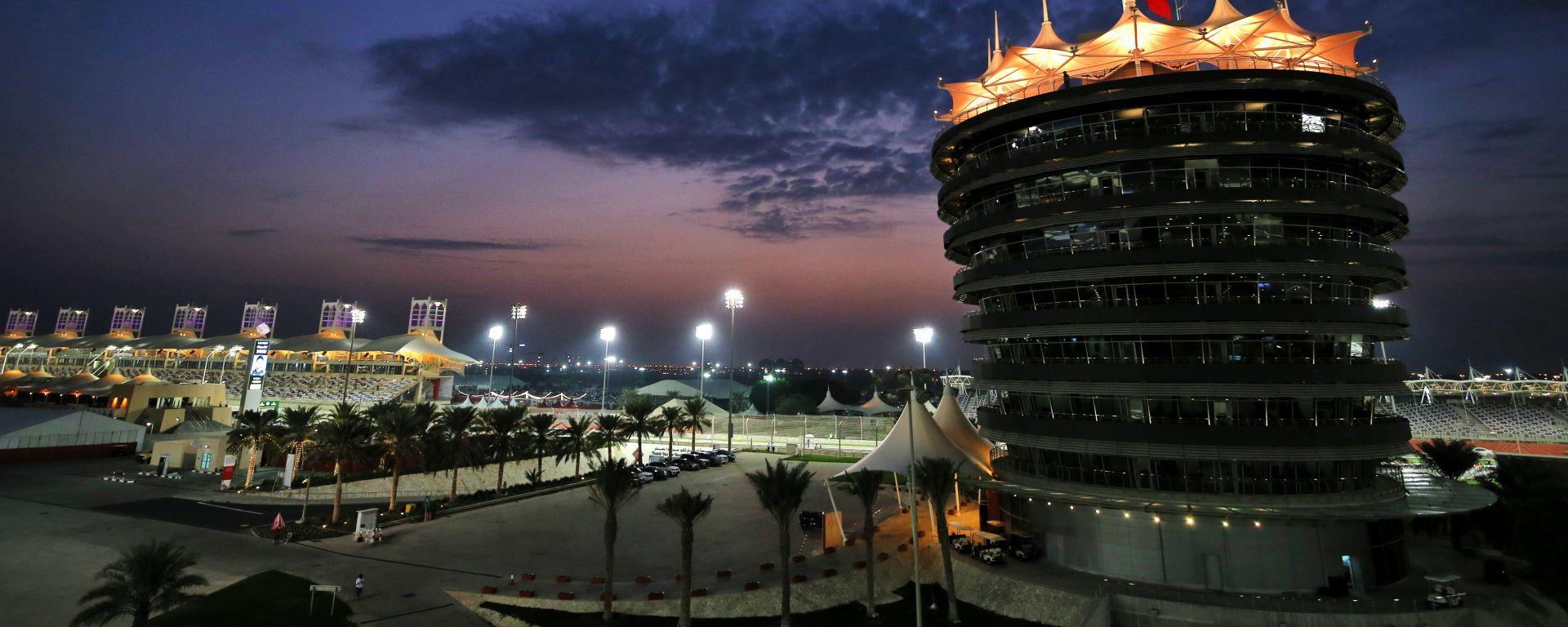F1 GP Bahrain 2020, Sakhir: atmosfera del circuito