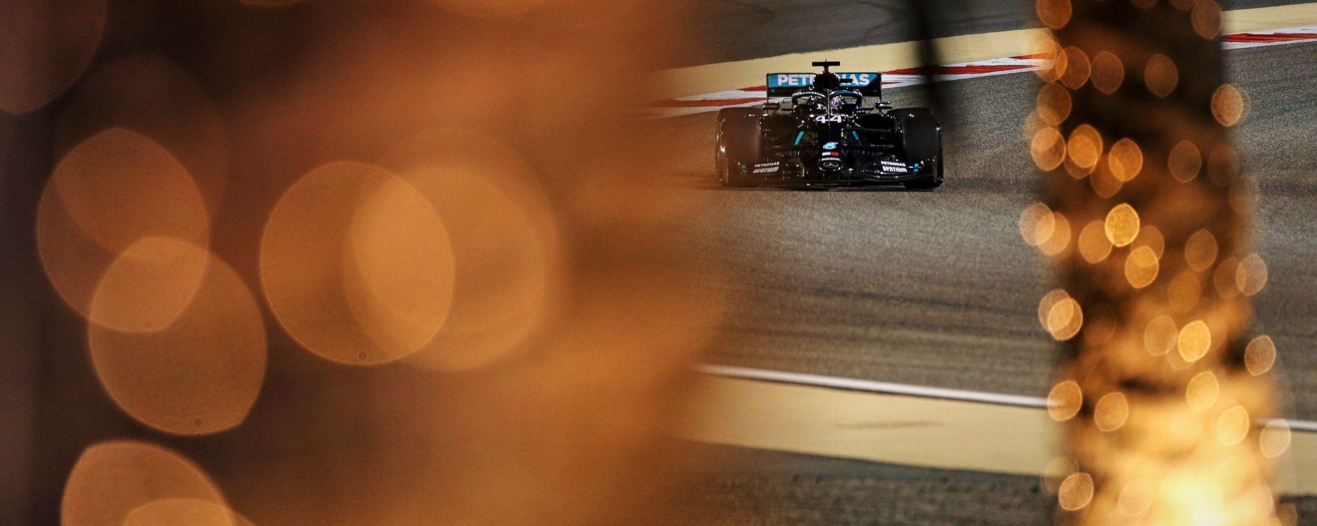 F1 GP Bahrain 2020, Sakhir: Lewis Hamilton (Mercedes AMG F1)