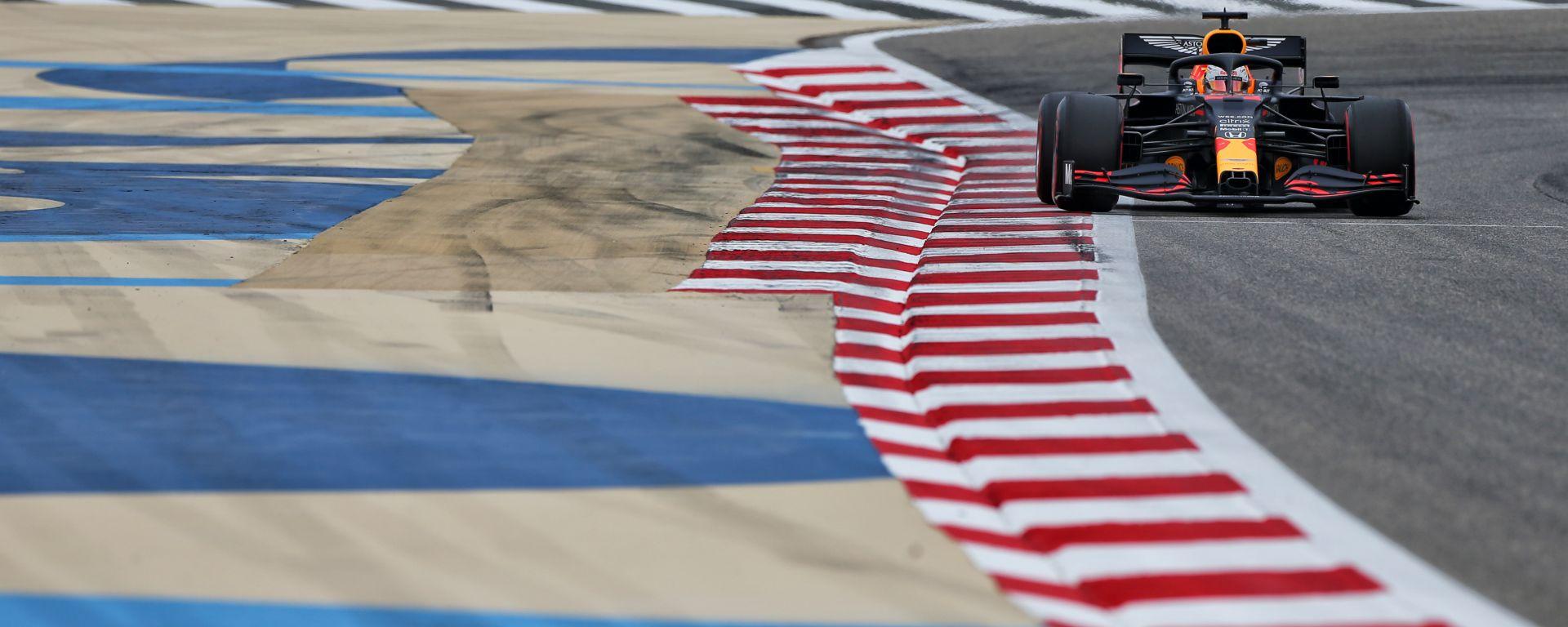 F1 GP Bahrain 2020, Sakhir: Max Verstappen (Red Bull Racing)