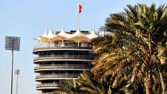 F1, GP Bahrain 2021: la torre del circuito di Sakhir