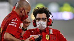 La stoccata di Binotto a Vettel