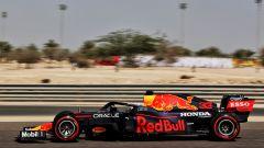 F1, GP Bahrain 2021: Max Verstappen (Red Bull)