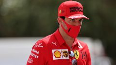 F1 GP Bahrain 2021, Sakhir: Carlos Sainz (Scuderia Ferrari)